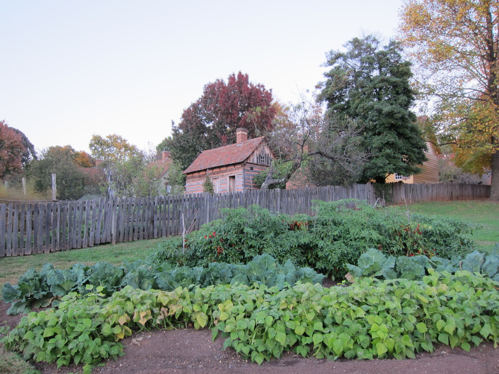 Triebel Garden, Old Salem